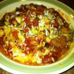Slow Cooker Four Bean Chili