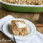 Refined Sugar-Free Baked Oatmeal Recipe