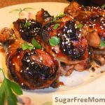 Balsamic Chicken Drumsticks Recipe