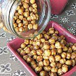 Crispy &Sweet Garbanzo Bean Snack