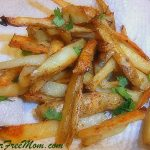 Garlic Baked Fries