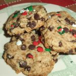 Chocolate Chip Refined Sugar- Free Cookies