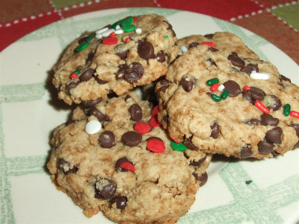 Chocolate Chip Cookies With Splenda And Whole Wheat Flour