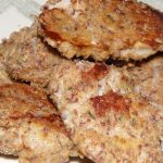Oven Fried Fish Nuggets Recipe