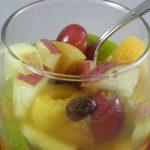 Sugar-Free Winter Fruit Gazpacho