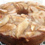 Sugar Free Whole Wheat Apple Cake