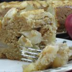 Sugar Free Whole Wheat Apple Cake