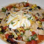 Crock Pot Chicken & Bean Stew: A Left-Over Chicken Recipe