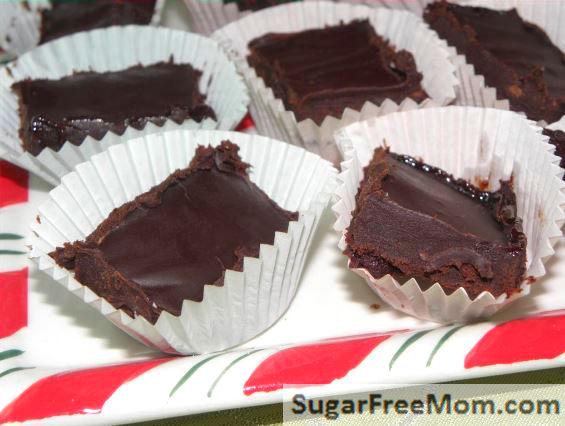 Sugar-Free Low Carb CrockPot Fudge