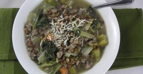 turkey lentil stew