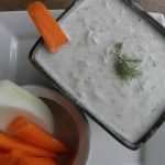 Greek Dip Recipe Review from Aggie's Kitchen