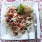 Sugar Free Tomato, Artichoke & Kalamata Olive Sauce