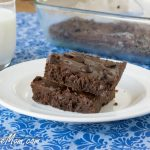 Sugar Free Chocolate Brownies Recipe