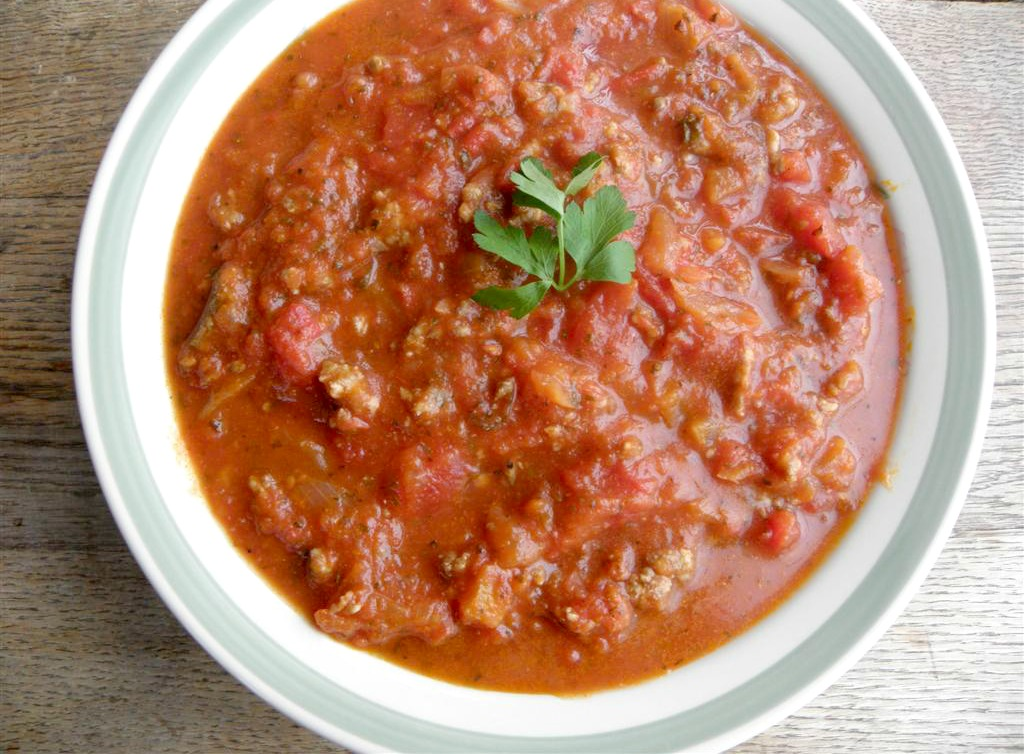 Make A Bolognese Sauce Recipe — Dishmaps