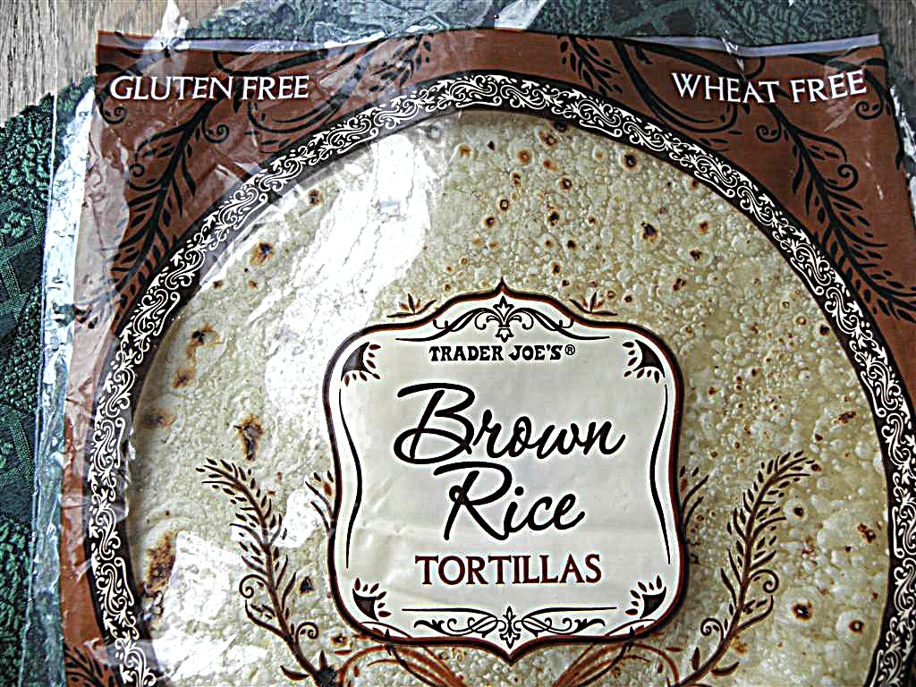 trader joe u2019s brown rice tortillas  product review