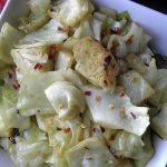 Keto Spiced Cabbage & Onions
