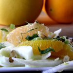 Citrus Fennel Salad