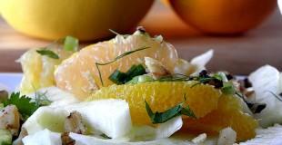Citrus Fennel Salad
