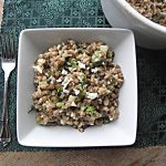 Lentil & Barley Salad from Kalyn's Kitchen: Recipe Review