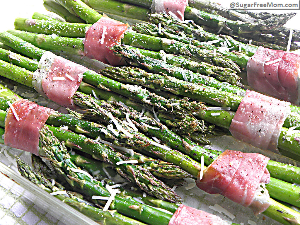 Roasted Asparagus Wrapped In Ham Recipes — Dishmaps