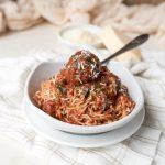 Quick Keto Italian Marinara Sauce