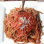 Quick Italian Marinara Sauce: No Sugar Added