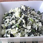 Quick Spinach Risotto