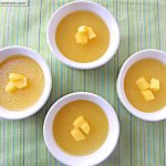 Mango Pudding [Dairy Free, Naturally Sweetened]