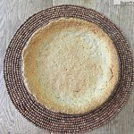 Cream Cheese Oat No Roll Pie Crust: [Gluten, Sugar & Nut Free]