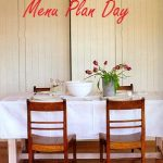Family-Friendly Sugar-Free Menu Plan 6/17/12