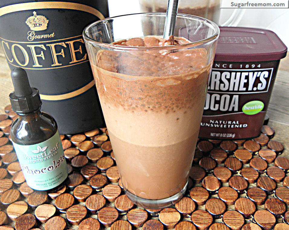 Recipe Mocha Frappuccino Light Besto Blog