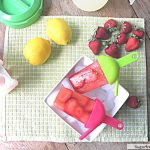 Strawberry Lemonade Popsicles: No Sugar Added