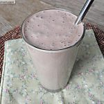 High Protein Chocolate Smoothie: No Sugar Added