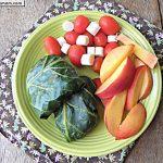 Healthy Collard Green Burritos: Vegetarian & Gluten Free