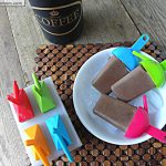 Low Carb Mocha Protein Popsicles: No Sugar Added