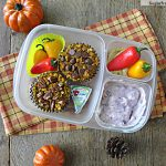 Baked Pumpkin Oatmeal Meal-To-Go: Vegetarian & Gluten Free