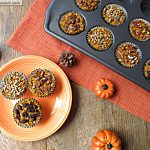 Personalized Pumpkin Baked Oatmeal Cups: Gluten Free & Diabetic Friendly