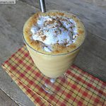 Pumpkin Pie Protein Smoothie: No Sugar Added