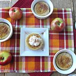 Naturally Sweetened Apple Custard: [Dairy Free & Gluten Free]