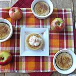 Naturally Sweetened Apple Custard: [Dairy Free & Gluten Free]