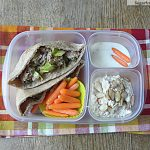 Mayo Free Tuna Salad & Almond Mousse Meal-To-Go