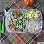 Edamame Millet Salad Meal- To-Go: Gluten Free