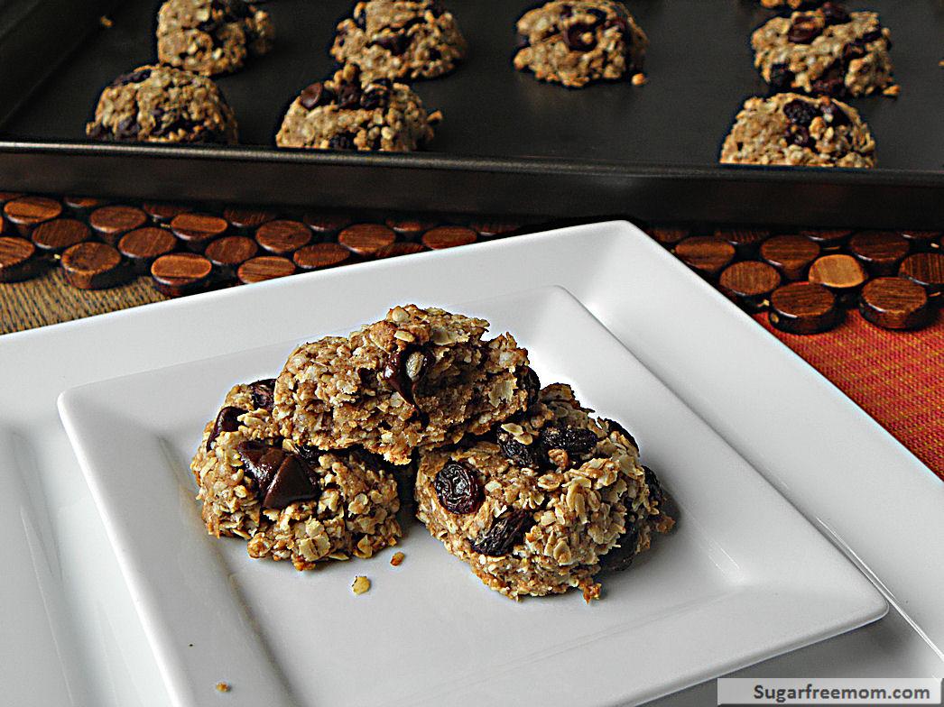 Healthy Oatmeal Raisin Cookies No Sugar Added Quaker Instant Jar 1 Carton 12 Pcs P Always