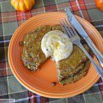 Pumpkin Protein Pancakes: [Family Style]
