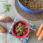 Sweet Potato & Turkey Sausage Chili