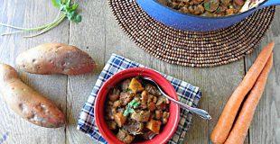 Sweet Potato & Turkey Sausage Chili