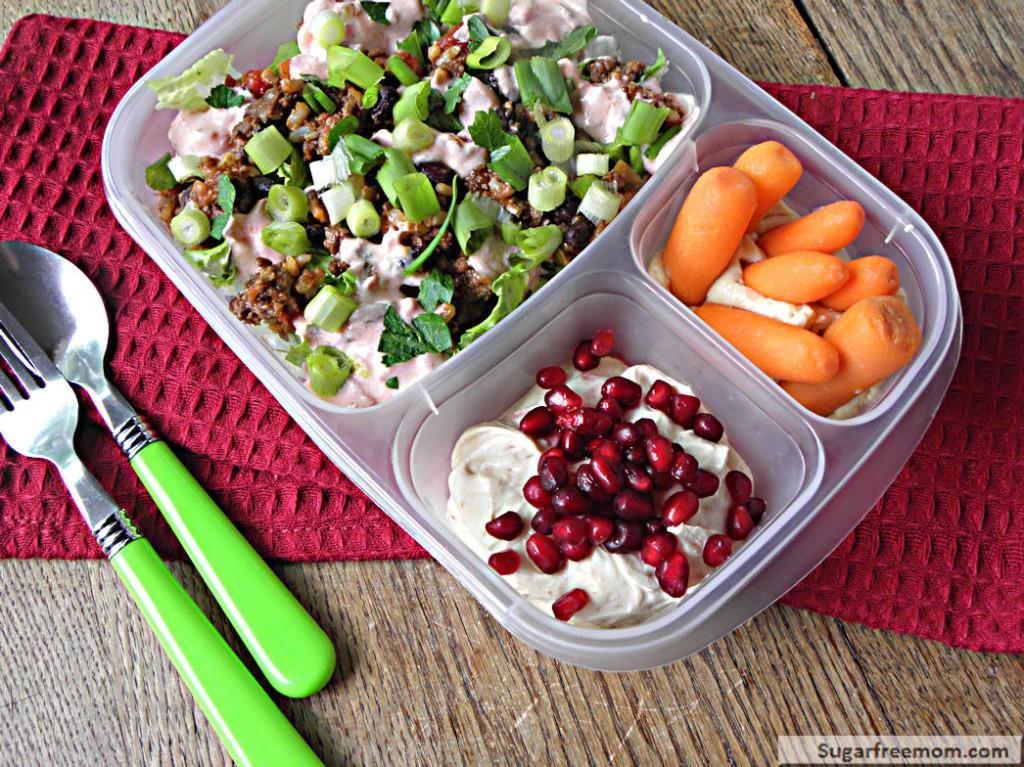 Healthy school lunch ideas for Easy diy lunches
