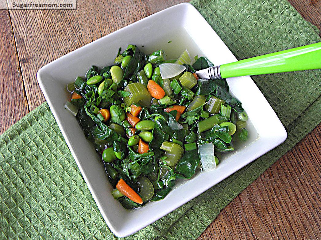 Healthy light vegetable soup vegetarian gluten free seen forumfinder Gallery