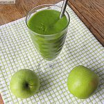 Green Apple Veggie Juice [Dairy Free & Gluten Free]