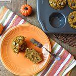 Sugar Free Jumbo Pumpkin Spice Muffins